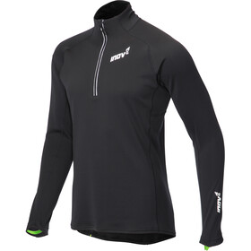 inov-8 Technical T-shirt Demi-zip Homme, black
